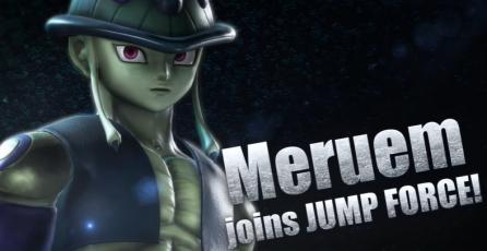 """JUMP FORCE - Tráiler de Jugabilidad """"Meruem"""""""