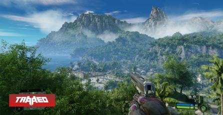 """Crysis Remastered PC vendrá con modo """"Can it run Crysis"""" y dicen que ninguna GPU puede pasar los 30 FPS 4K en él"""