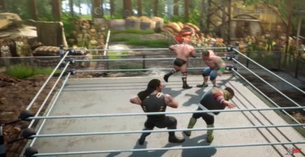 WWE 2K Battlegrounds - Tráiler de Lanzamiento
