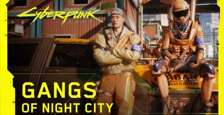 <em>Cyberpunk 2077</em> - Las bandas de Night City