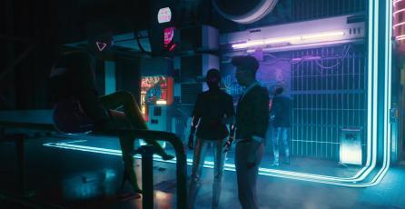 <em>Cyberpunk 2077</em>: todas las calles de Night City tendrán nombre