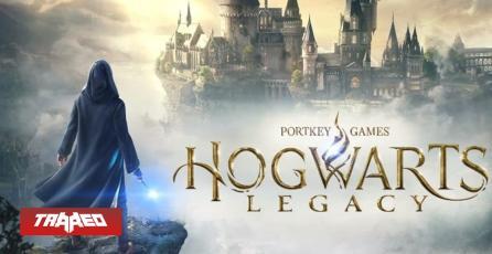 J.K.Rowling no participa en el desarrollo de Hogwarts Legacy