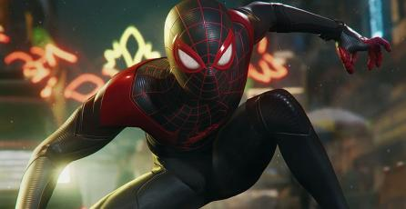 Revelan el tamaño de <em>Spider-Man: Miles Morales</em> y <em>Demon's Souls</em> en PS5
