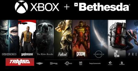 Xbox anuncia la compra de Bethesda, creadores de The Elder Scrolls, Fallout, Wolfenstein, DOOM y Dishonored