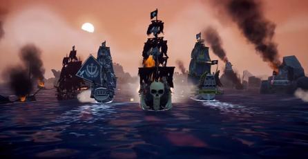 King of Seas - Tráiler de Jugabilidad