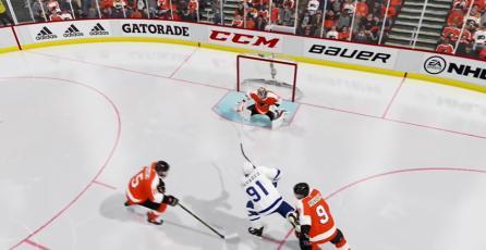 NHL 21 - Tráiler de Jugabilidad