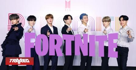 BTS hará presentación especial en Fortnite para estreno de videoclip de Dynamite