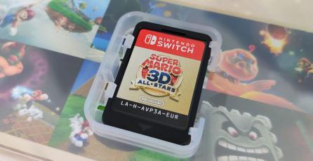 Pese a polémica, <em>Super Mario 3D All-Stars</em> triunfa en Reino Unido