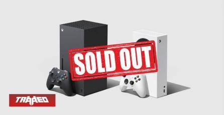 Las preventas de las nuevas consolas Xbox se agotaron en minutos en gran parte del mundo