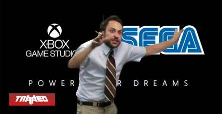 RUMORES: Xbox habría comprado SEGA y nos está dando pistas