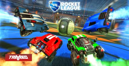 ¡GRATIS PARA TODOS! Rocket League ya está disponible como Free to Play en todas las plataformas