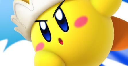 Nintendo revela anticipadamente un nuevo juego de <em>Kirby</em>
