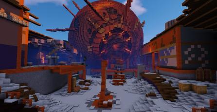 Jugadores quieren recrear todo el primer <em>Destiny</em> en <em>Minecraft</em>