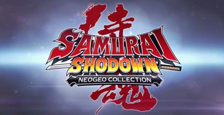 Samurai Shodown NeoGeo Collection - Tráiler