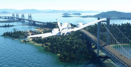 Muy pronto podrás conocer todo Japón en <em>Microsoft Flight Simulator</em>