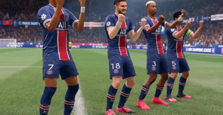 FIFA 21 - Tráiler Nuevas Celebraciones