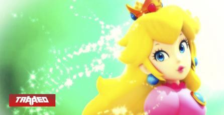 """Nintendo prohíbe juego """"subido de tono"""" de la Princesa Peach"""
