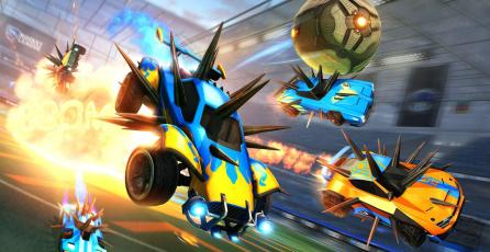 <em>Rocket League</em> la rompe como free-to-play y consigue un millón de usuarios concurrentes