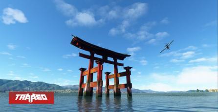 """Flight Simulator recibirá su primer """"World Update"""" gratuito que agregará ciudades, paisajes y aeropuertos japoneses"""