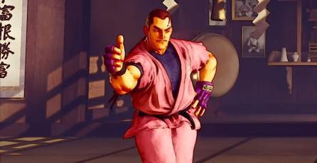 <em>Street Fighter V</em>: Dan presume su estilo de combate en un nuevo avance