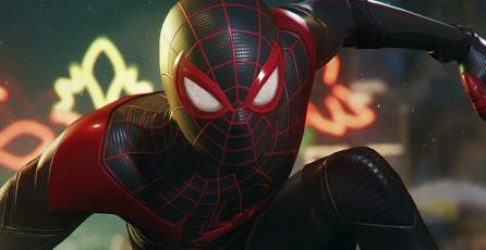 <em>Spider-Man: Miles Morales</em> pesará menos en PlayStation 5 que en PS4