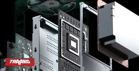 Los usuarios de Xbox solo podran usar 802GB del 1TB de almacenamiento de la Series X.