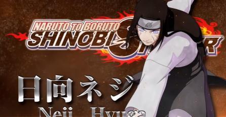 """Naruto to Boruto: Shinobi Striker - Tráiler Lanzamiento Personaje """"Neji Hyuga"""""""