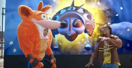 Crash Bandicoot 4: It's About Time - Tráiler de Avance