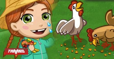 ADIOS! Facebook cerrará FarmVille este año