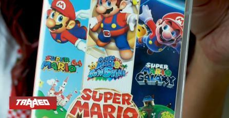 Super Mario 3D All-Stars vende en 2 semanas más copias que Avengers en 1 mes  en Inglaterra