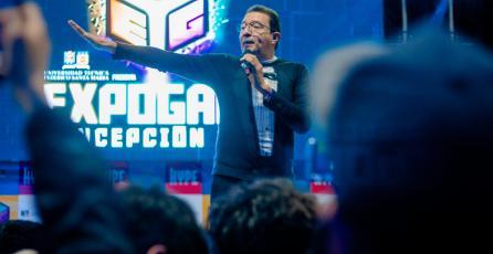 Gana un monitor gamer con Expogame 2020