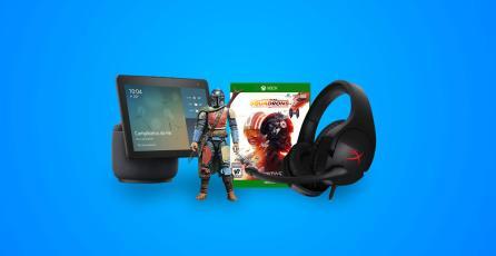 Ofertas de la semana: dispositivos Echo, figuras de <em>Star Wars</em>, juegos de mesa y más