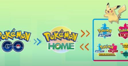 """Pokémon Go & Home - Tráiler de Personaje """"Melmetal Gigamax"""""""