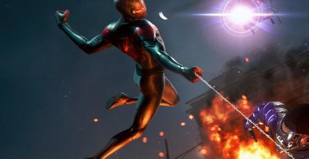 Podrás llevar tu progreso de <em>Marvel's Spider-Man Miles Morales</em> para PS4 a PS5