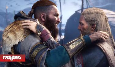Assassin's Creed Valhalla muestra más de su historia en nuevo tráiler