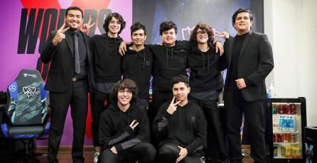 Rainbow7, equipo latino de <em>LoL</em>, termina su participación en Worlds 2020