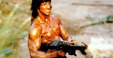 Pista sugiere que Rambo está en camino a <em>Mortal Kombat 11</em>