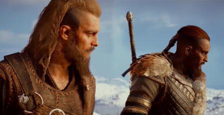 Assassin's Creed Valhalla - Tráiler de Historia