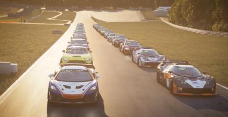"Assetto Corsa Competizione - Tráiler DLC ""GT4 Pack"""