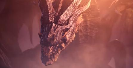Monster Hunter World: Iceborne - Tráiler de Actualización