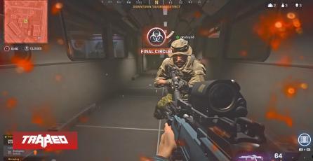 Metro de Warzone está plagado de exploits y lo usan para ganar partidas