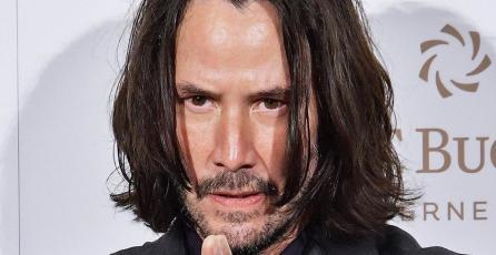 Keanu Reeves protagoniza el nuevo comercial de <em>Cyberpunk 2077</em>