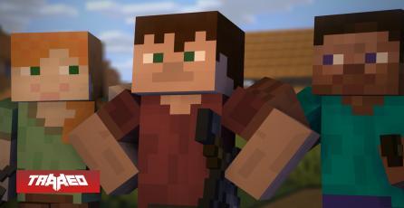 ES OFICIAL: Steve de Minecraft llega a Smash Bros