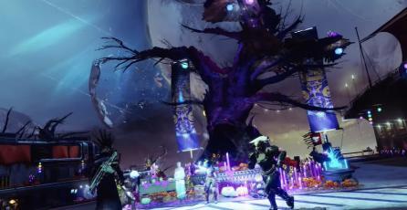 """Destiny 2 - Tráiler """"Fiesta de las Almas Perdidas"""""""