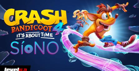 <em>Crash Bandicoot 4: It's About Time</em> - VIDEO RESEÑA