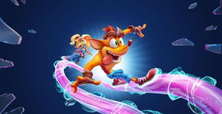 <em>Crash Bandicoot 4: It's About Time</em>