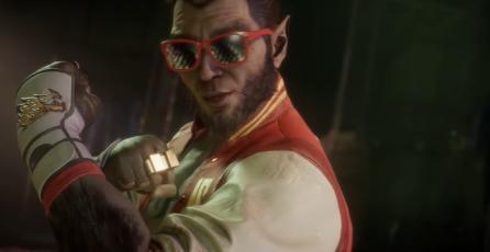 "Mortal Kombat 11: Aftermath - Tráiler DLC ""Halloween Pack"""