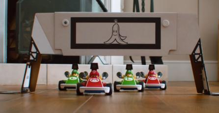 Mario Kart Live: Home Circuit - Tráiler de Avance