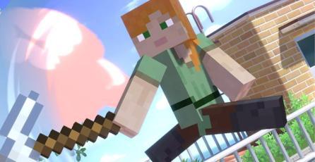 El DLC de <em>Minecraft</em> obligó a retrabajar todos los escenarios de <em>Smash Bros.</em>