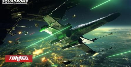 Star Wars: Squadrons ya está disponible